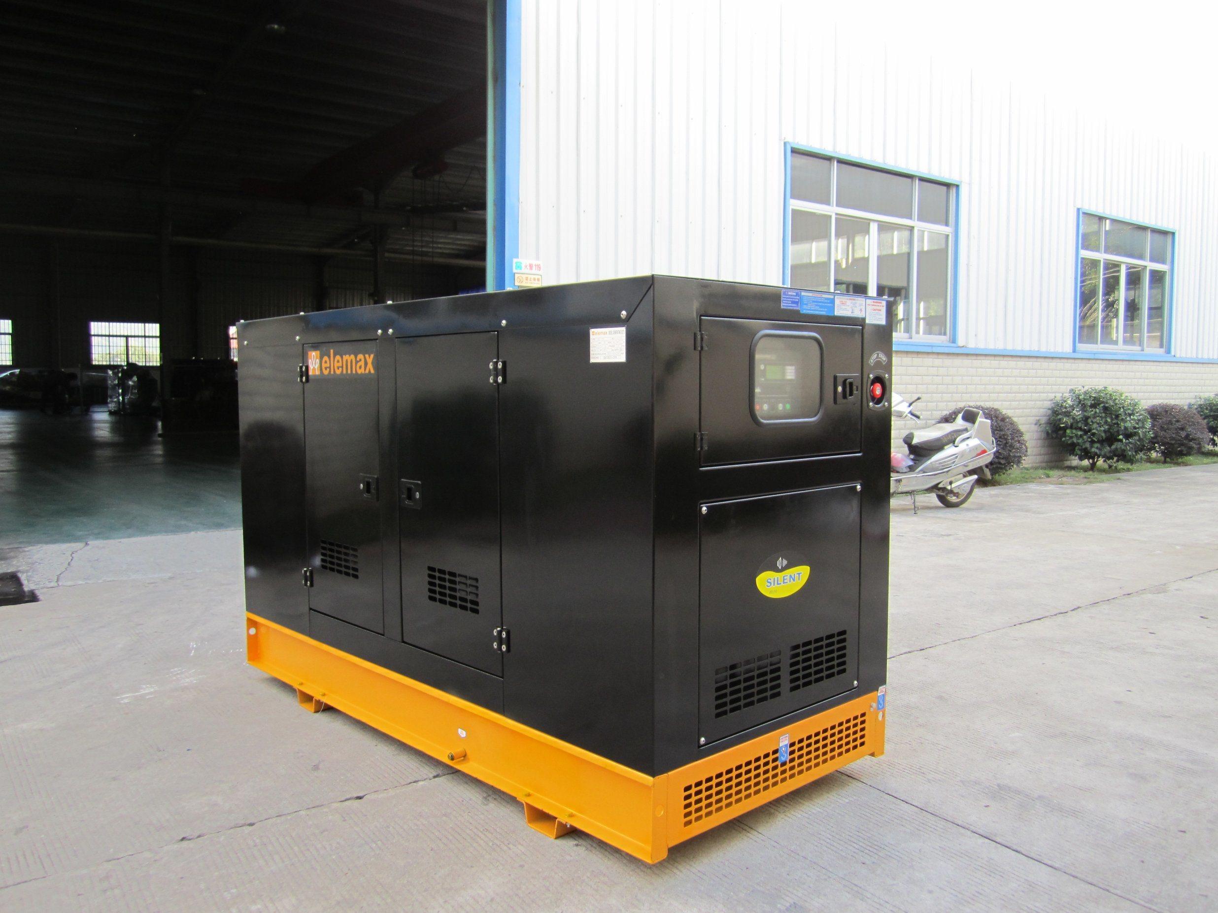 50kVA Cummins Disel Generator Set From OEM Manufacturer