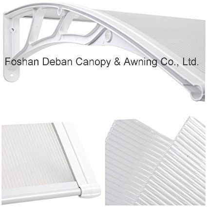 Polycarbonate Awning for Doors and Windows /Sunshade