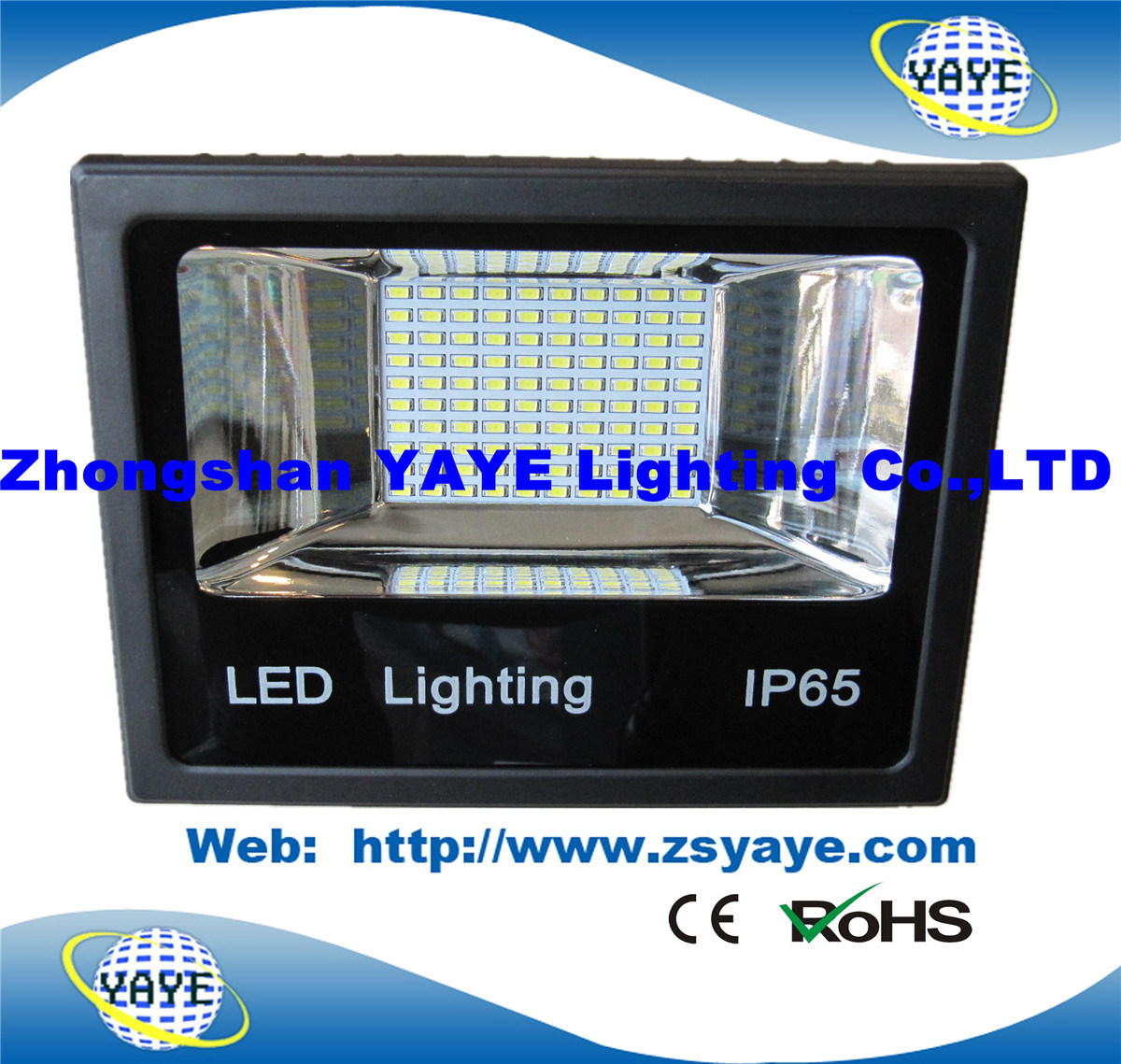 Yaye 18 Newest Design 50W/100W/150W SMD LED Flood Light / LED Floodlight / LED Tunnel Light with SMD5730