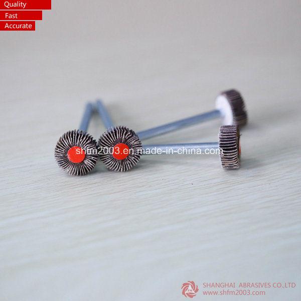 30*15*6mm, P80 Aluminum Oxide Mounted Abrasives Wheels