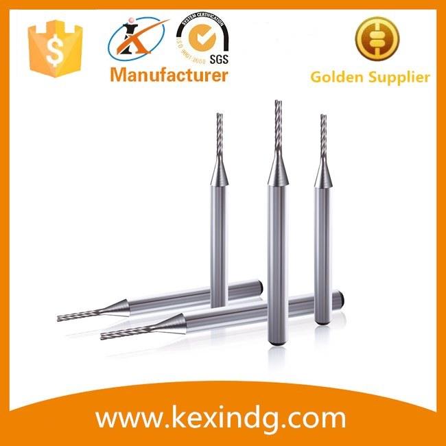 Tungsten Carbide Twist Drill Bit for PCB Manufacture