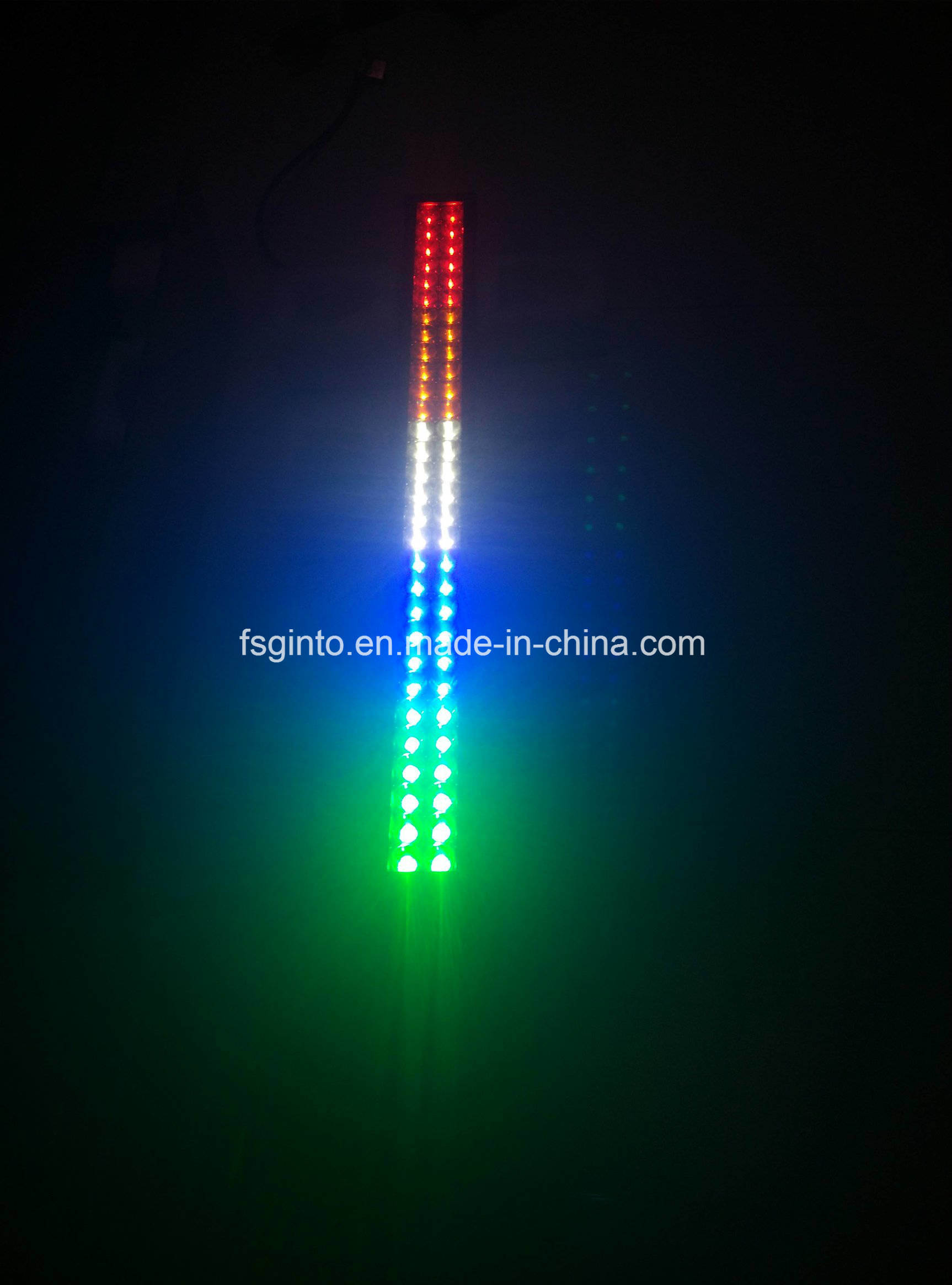 Waterproof Multi-Color Epistar 240W 42inch LED Light Bar