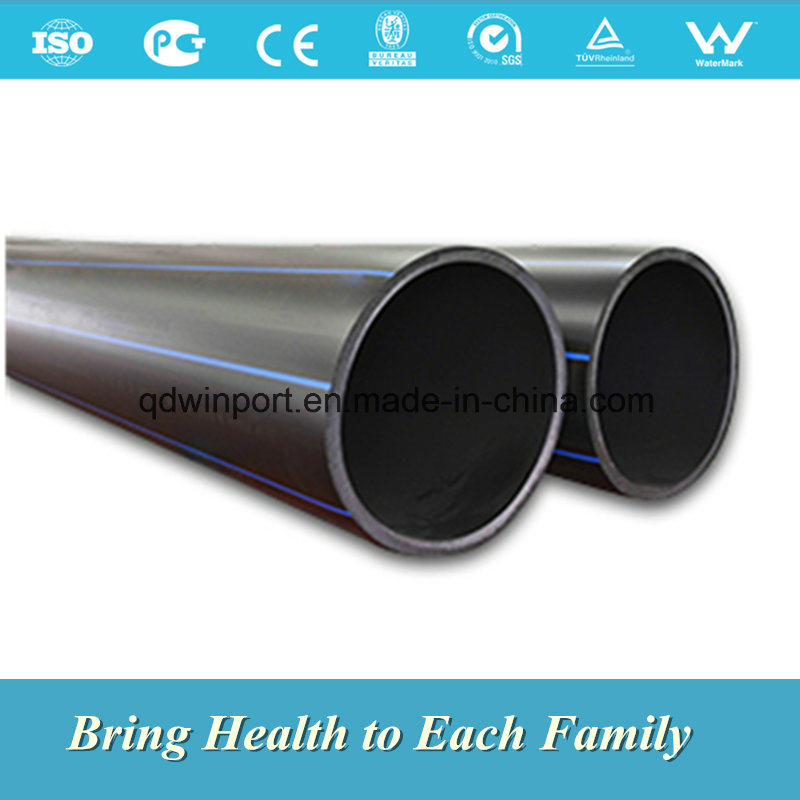 Plastic HDPE Pipe for Water Supply (PEWS series)