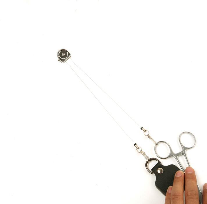New Products Stretching Clasp Badge Reel Fishing Tackles Fishing Accessory