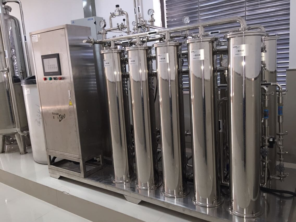 RO Water Treatment for Blood Dialysis Machine