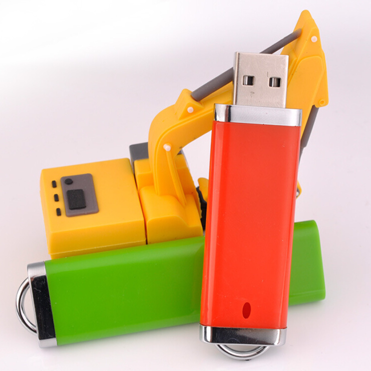 Free Sample Standard Colourful Promotional USB Flash Drives with Logo