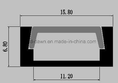 LED Strip Light Aluminum Profile