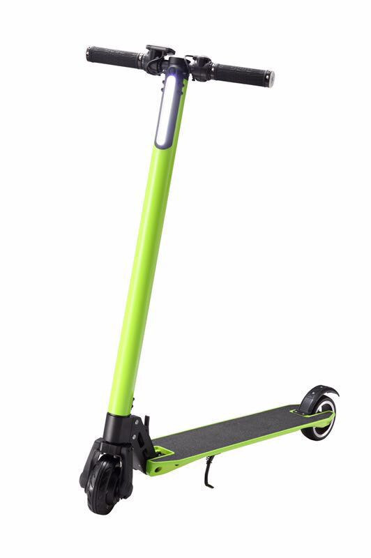 Smartek New Product High Security Self Balance Scooter Electric Carbon Fiber Folding E-Scooter Trottinette Electrique S-020-7