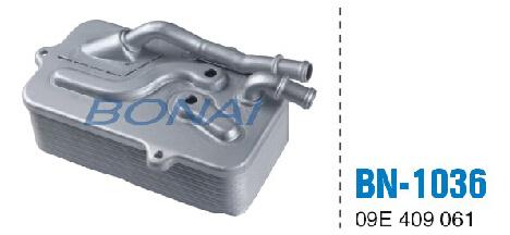 Oil Cooler for Audi 028112021h, Latest Auto Radiator Series