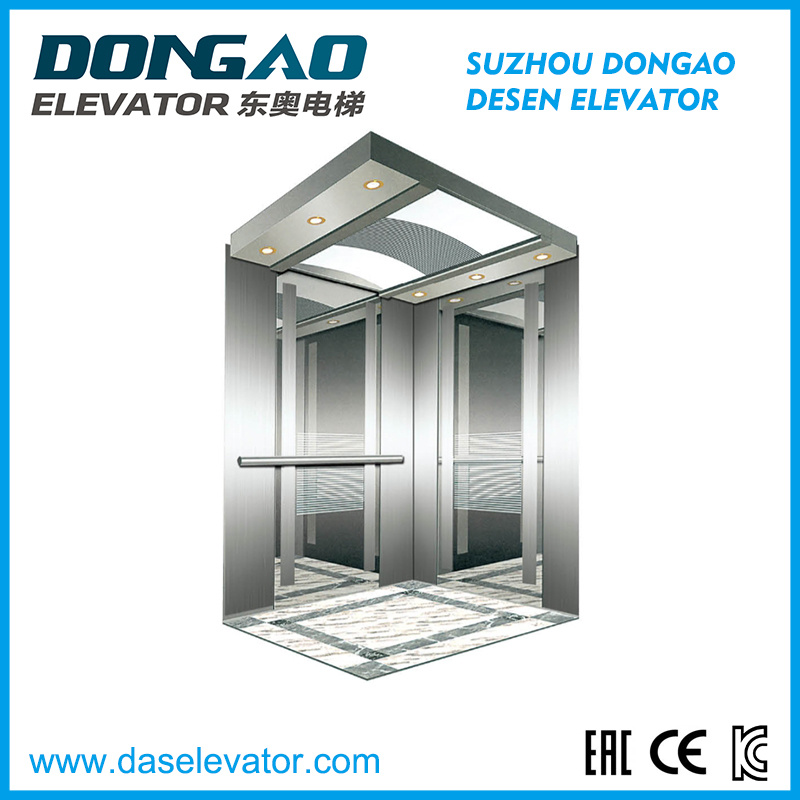 High Quality Passenger Lift for Apartments, Hotels, Railway Stations, Metro Station