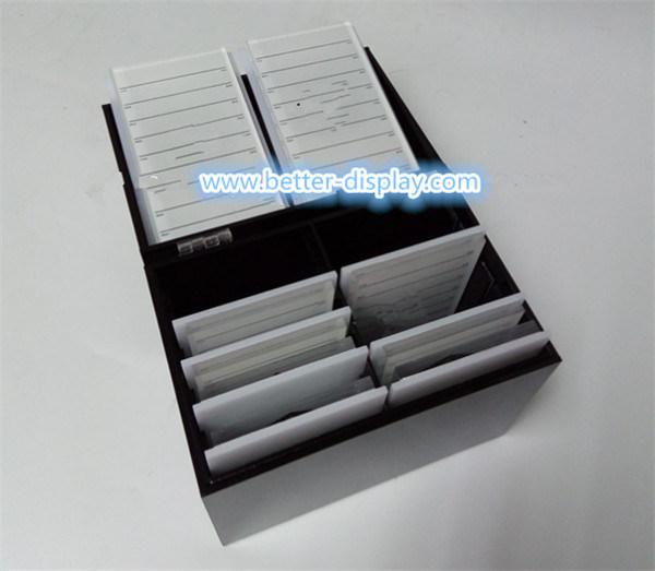 Custom Acrylic Eyelash Organizer Professional Manufacturer