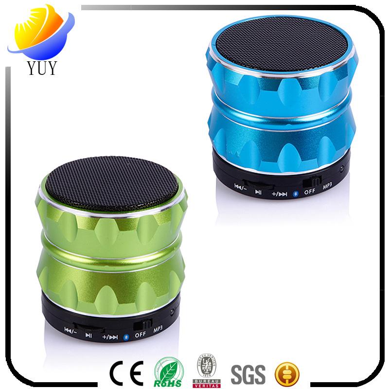 Hot Wireless Add-in Card Mini Bass Small Gun Bluetooth Speaker