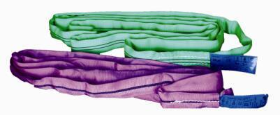 En1492-2 Round Polyester Webbing Lifting Sling