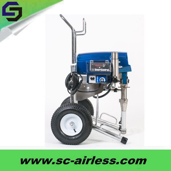 5L/Min Large Flow Short Pump Type Paint Sprayer St500 Airless Paint Sprayer