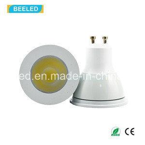 Ce and Rhos GU10 3W COB Warm White LED Bulb Lamp