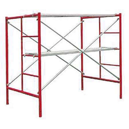 Mobile Portable Ladder Frame U Frame Scaffolding