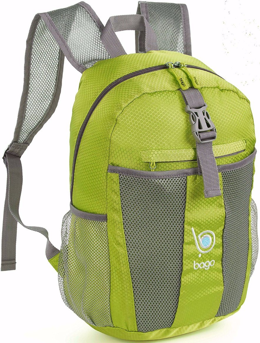 Custom Foldable Backpack Rucksack for Travel Sports Running Outdoor Camping