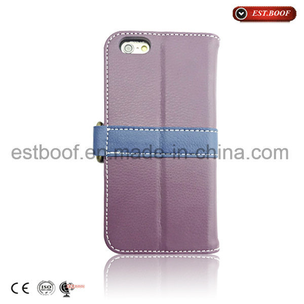 Genuine Leather Mobile Phone Case for iPhone 6/6plus /7/7plus