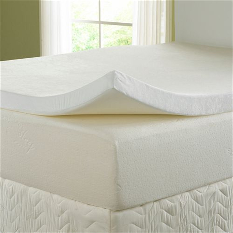 High Quality Pillow Top Memory Foam Topper