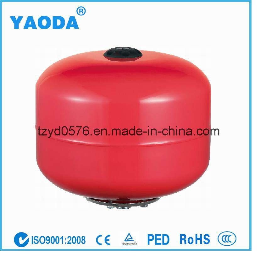Ce Approved/ Iron Pressure Water Tank for Pump (YG0.6V24DNCSCSD)