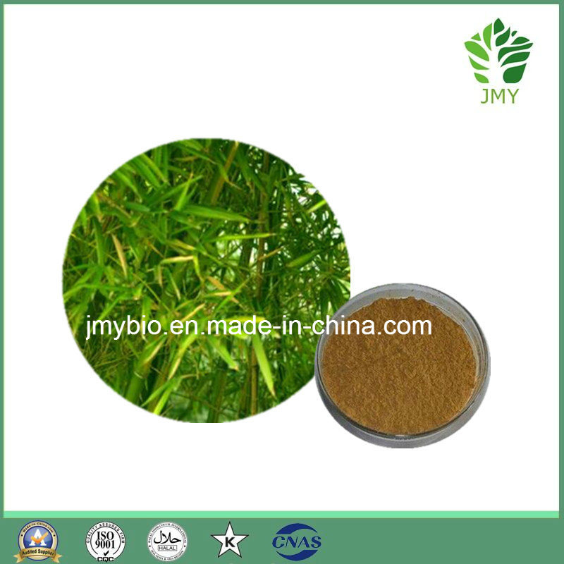 High Quality Organic Plant Slilica 70% Bamboo Leaf Extract