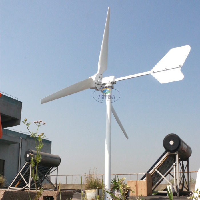 3000W 96V/120V/220V Wind Turbine Generator for Home Use