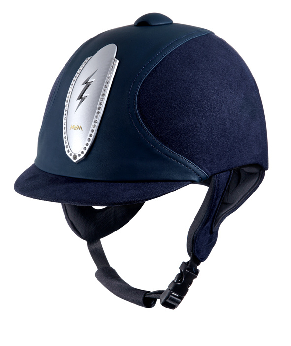 Vg1 Hot Sale Equestrian Horse Riding Helmet Ce Approval Helmet with Leather Cover