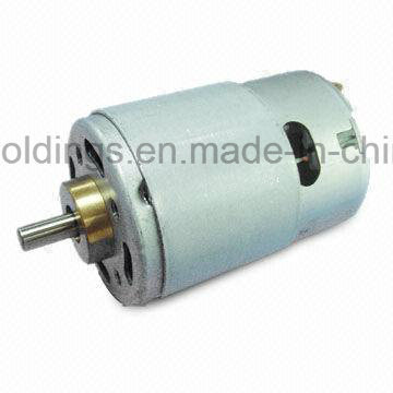 DC Motor for Home Appliance, with Voltage Ranging From 12.0 to 24.0 and 37.2W Maximum Output Power