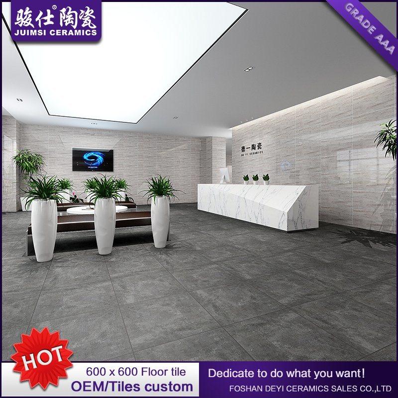 Juimsi Ceramics Foshan Factory Rustic Ceramic Tiles Price Malaysia 600 X 600 Floor Tiles
