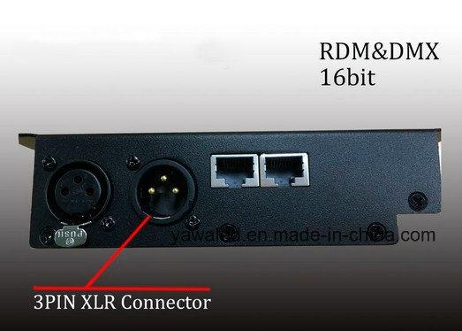 Industrial Level 8A in 5 Channels DMX512 & Rdm Decoder DC12-24V 30kHz