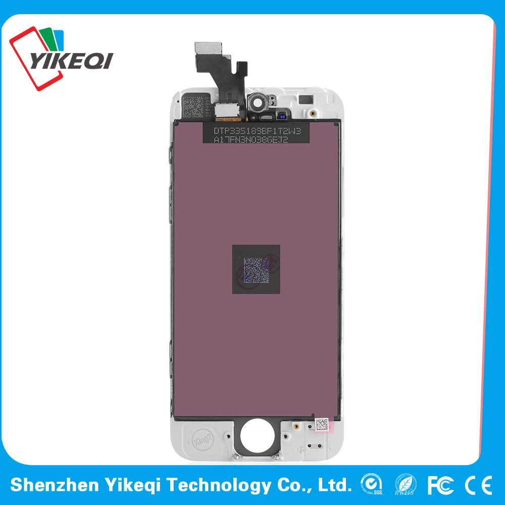 OEM Original Mobile Phone LCD Touch Screen for iPhone 5