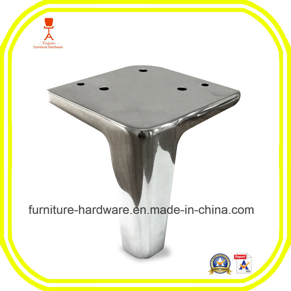 Design Furniture Parts Metal Sofa Base Leg with Big Load Capacity