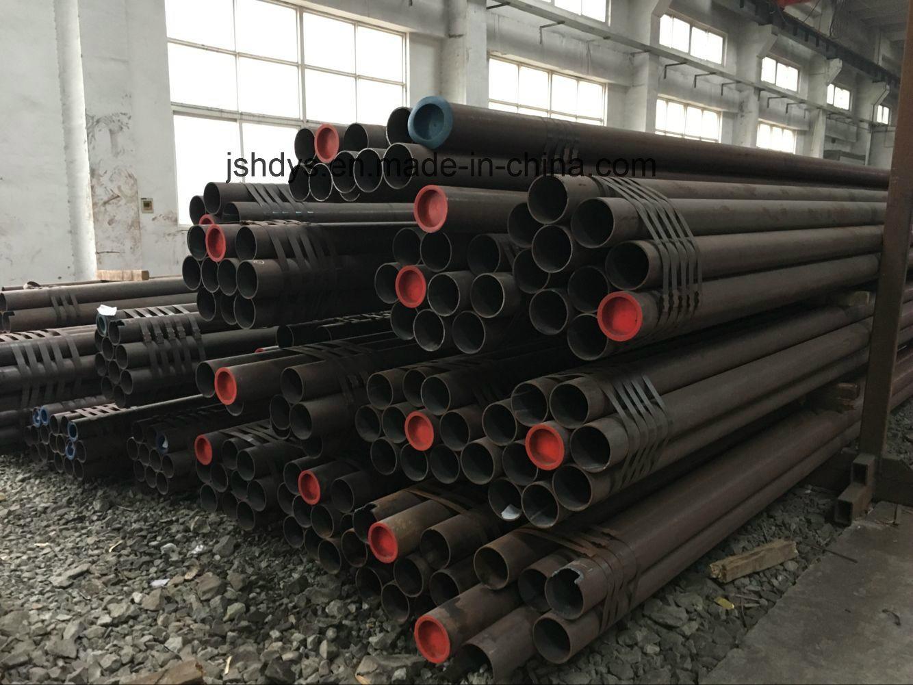 34CrMo4 Round Steel Pipe Tube High Pressure Vessel