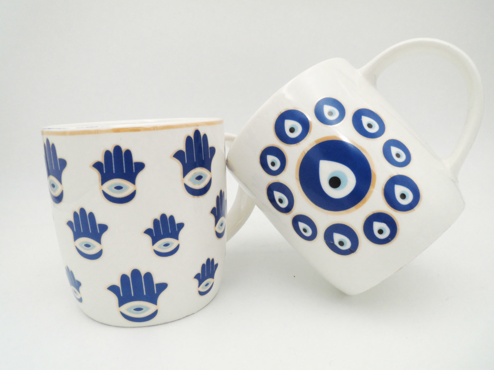 Simple Fashion Ceramic Mug for Baby Gift