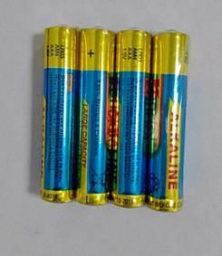 Alkaline Battery Size AAA Lr03