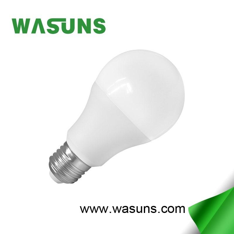 9W Aluminium Plus PBT Plastic E27 B22 LED Light Bulb