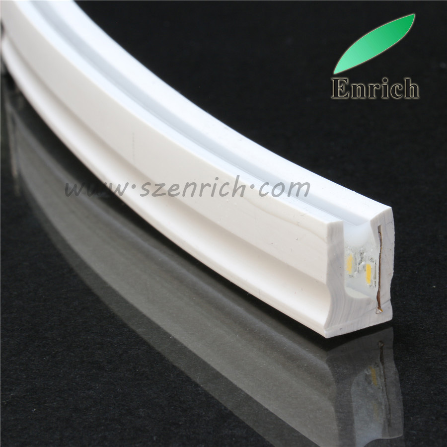 Flat Surface Silicone LED Neon Flex Light with Super Brightness