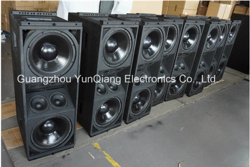Wholesales DJ Dual 12inch Powered or Passive Professional Line Array Speakers