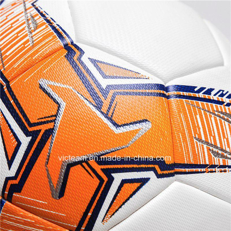 Standard Size 5 Orignal PU Leather Soccer Ball
