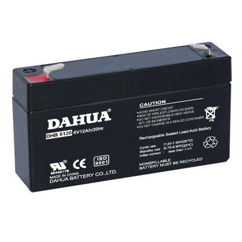 6V 12ah VRLA Sealed Lead Acid Maintenance Free UPS Battery