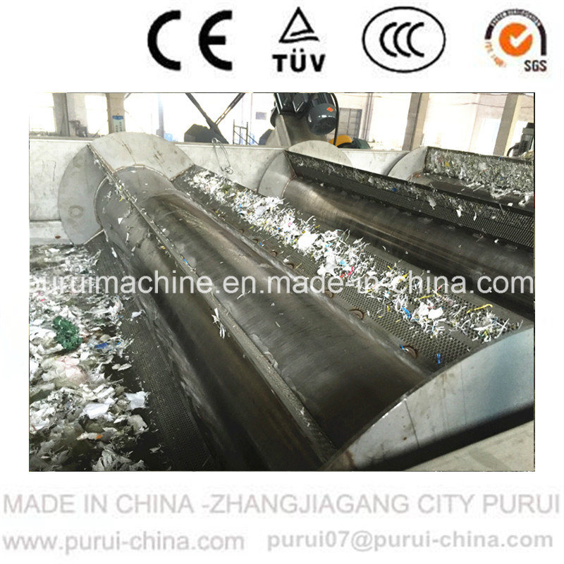 Waste Plastic Washing Machine for Recycling PP Jumbo Bag