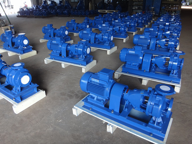 Horizontal End-Suction Pump