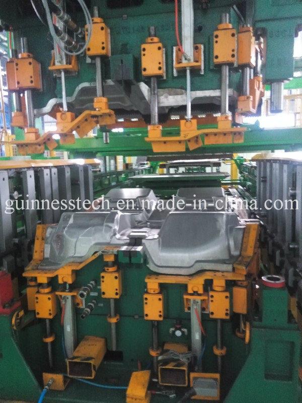 Automatic Car Roof Carpet Production Line