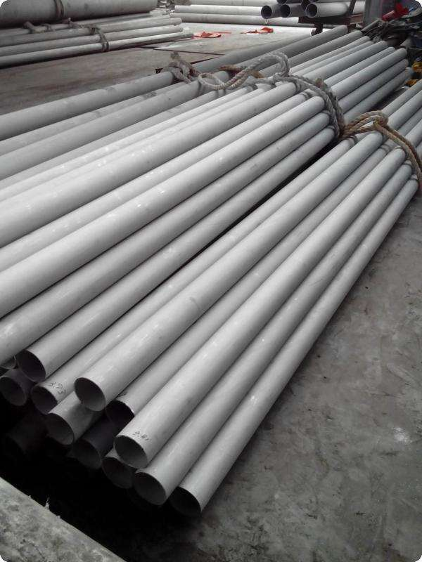 TP304 316 316L Seamless Stainless Pipe for Gas
