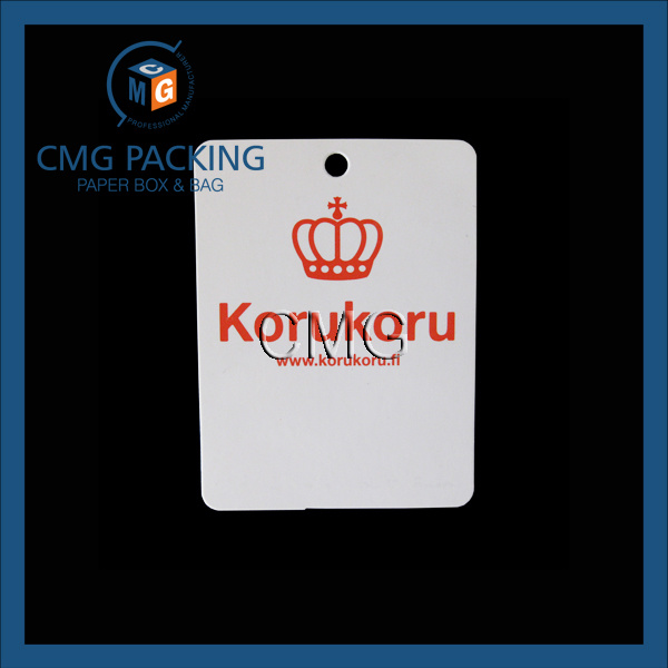 High Quality Custom Jewelry Display Card with Logo Printing