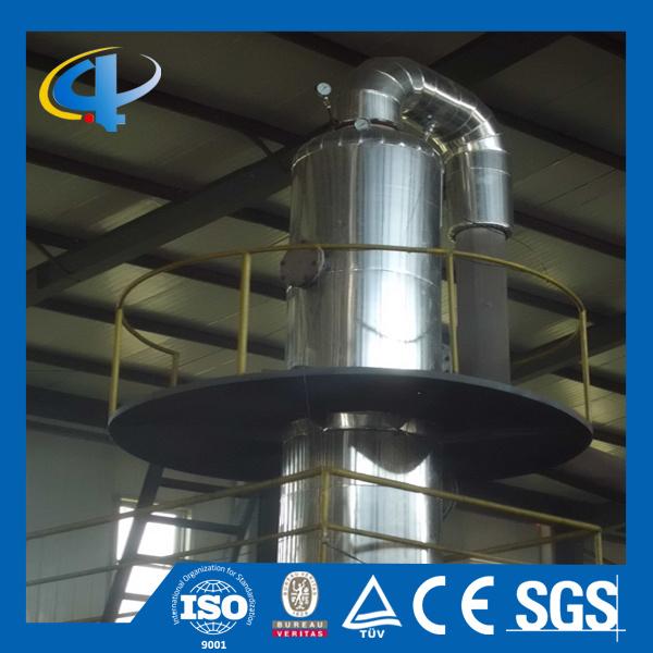 Waste Tires Oil Distillation Machine
