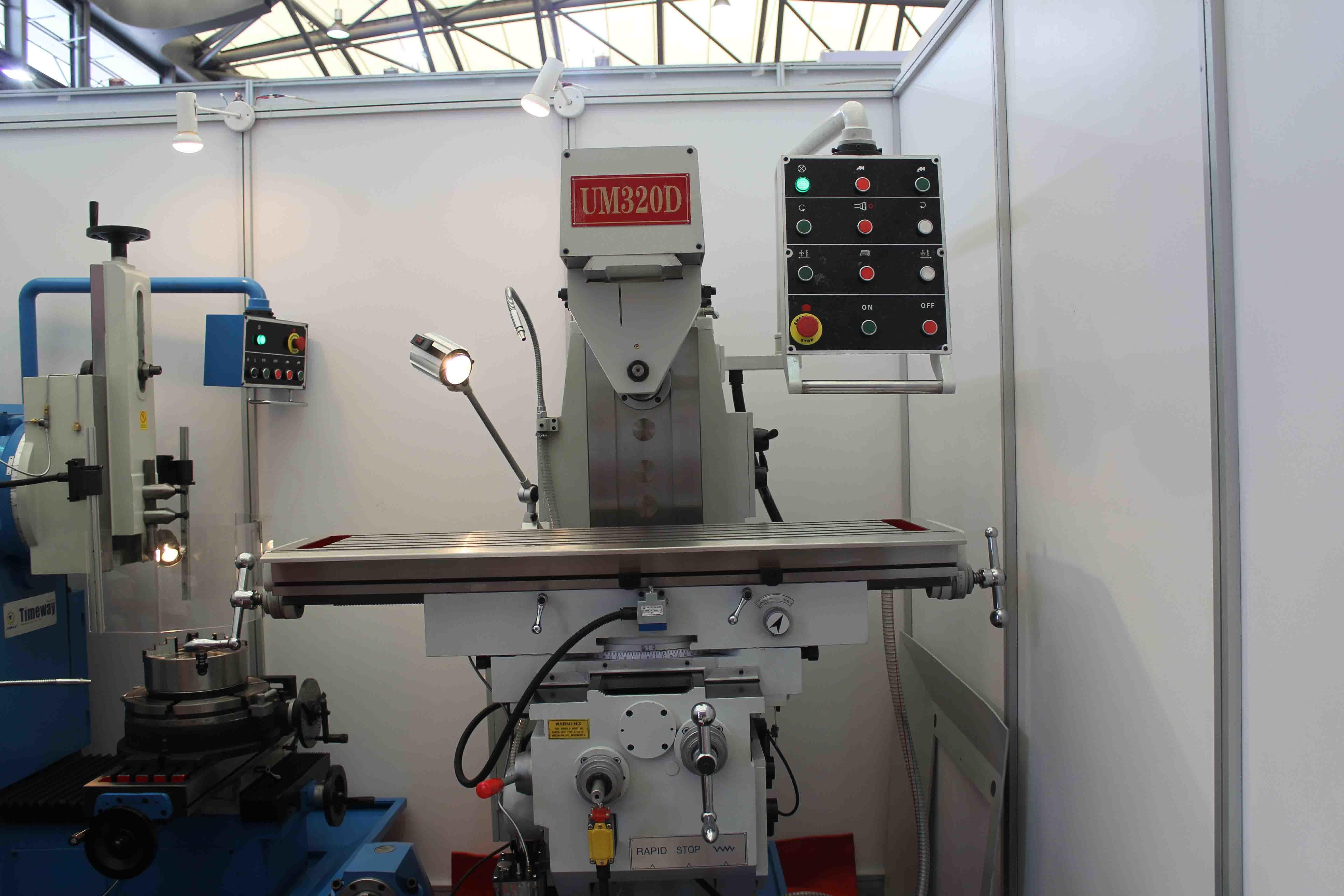 Horizontal Universal Milling Machine (Normal Miller)