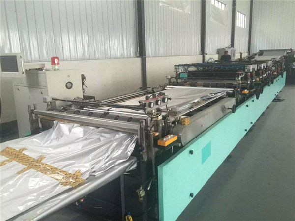 Second Hand Computer Control One Line Jumbo Bag Making Machine