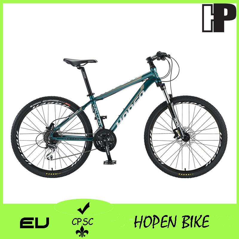 """Hot Sale Aluminum Bike, 26"""" 24sp, Deep Blue (HP-MTB-B262401)"""