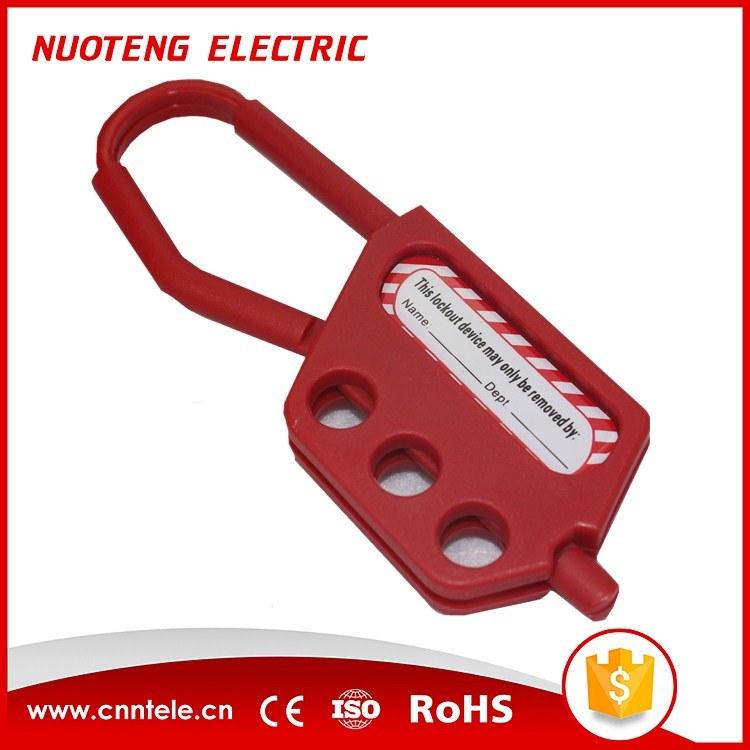 3 Hole 6 Hole Nylon Safety Lockout Hasps